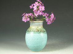 Small Flower Vase by HodakaPottery on Etsy  #handmade #craft #pottery