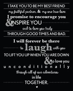 cool personalized wedding vows best photos