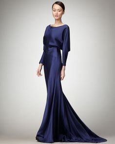Modest Long Sleeves Mother of the Bride Dresses  Mothers Plus ...