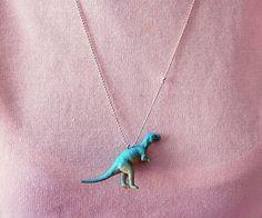 // aesthetic // cute // tumblr // pink // dinosaur // pastel // grunge