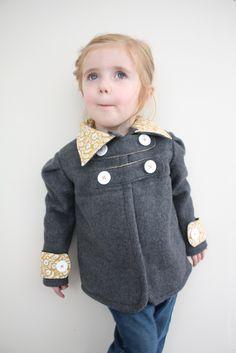 KCWC-Sadie's Abbey jacket