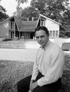 Architect Harry Weese designed more buildings in Columbus, Indiana than any other architect.