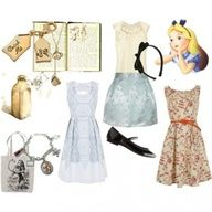 Alice in Wonderland! <3