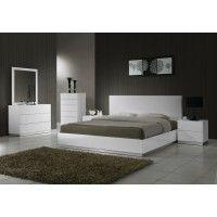 CADO Modern Furniture - NAPLES Modern Bedroom Set