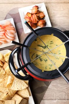 The Melting Pot's Spinach Artichoke Cheese Fondue is one of my favorite copycat recipes. The melted cheese is smooth and creamy, perfect for dipping.