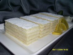Prajitura Alba ca Zapada Vanilla Cake, Deserts, David, Backyard, Diet, Album, Food, Bakken, Patio