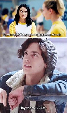 Jughead is the exception