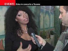 Intervista alla cantante Edea