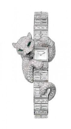 Cartier Baguette Panthere da donna Rolex