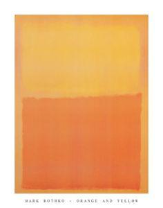 22x28 Poster Print Mark Rothko-Orange And Yellow Innerwallz http://www.amazon.com/dp/B008EWOVMO/ref=cm_sw_r_pi_dp_NiIdvb16286KC