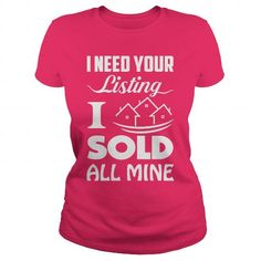 Tshirt for Realtor Get your here: https://www.sunfrog.com/Tshirt-for-Realtor-Ladies-Hot-Pink.html?36778&collectionCrossSell=43346