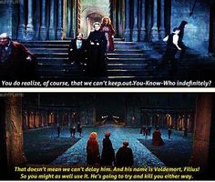 McGonagall. She is totally BA and has so much depth to her character that you don't get to see much of especially in the movies.