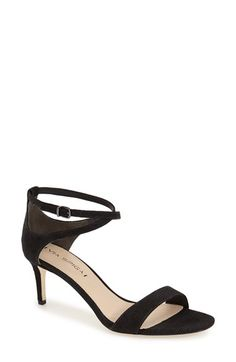 Free shipping and returns on Via Spiga 'Leesa' Sandal (Women) at Nordstrom.com. Curved cutouts and crisscrossed ankle straps style an event-ready sandal finished with an asymmetrical toe strap.
