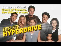 A volta de Friends e mais novidades
