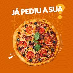 Design • Social Media • Pizza • Food Pizza Promo, Learn A New Skill, Social Media Design, Pizza Recipes, Food Design, Digital Media, Digital Marketing, Graphic Design, Cs
