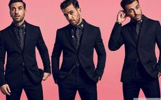 Male Fashion Trends: En exclusiva, las imágenes de Elyas M'Barek para GQ Alemania