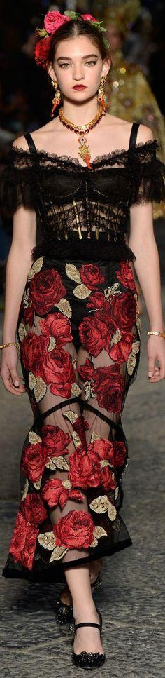 """""""Dolce and Gabbana"""" ~~Rosario Conteras~~"""