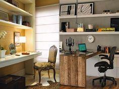 decorações de escritórios zonas de trabalho em casa - Pesquisa Google
