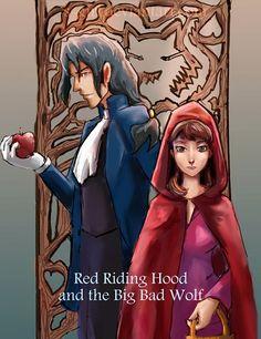 Vintage Red Hood n Wolf, by s-girl