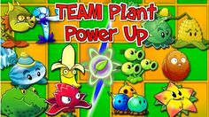 Plants vs Zombies 2, ( PVZ 2 ), Team Plants Premium, Power Up Part 2
