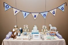 Orlando's Rocking Horse themed Christening by Rebecca