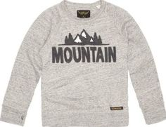 Finger in the nose Hank Mountain Sweatshirt Heather grey `2 years,4 Fabrics : Quilted cotton jersey Details : Straight cut, Round neckline, Long sleeves, Raglan sleeves, Opening for thumbs S=2/3A, M=4/5A, L=6/7A, XL=8/9A, 2XL=10/11A, 3XL=12/13A, 4XL=14/15A, 5XL=16A Co http://www.comparestoreprices.co.uk/january-2017-7/finger-in-the-nose-hank-mountain-sweatshirt-heather-grey-2-years-4.asp