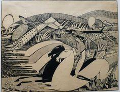 Exposition Amadeo de Souza-Cardoso - Evous