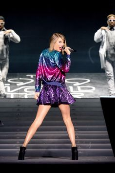 All of #TaylorSwift's Best 1989 Tour Outfits So Far!