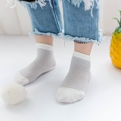 Homyl 5 Pairs Toddler Baby Girls Boys Short Socks Kids Cartoon Cotton Casual Stockings Gray * Learn more at the photo web link. (This is an affiliate link). Baby Girl Socks, Girls Socks, Baby Girls, Short Socks, Cartoon Kids, Boy Shorts, Cute Babies, Slippers, Stockings