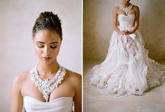 Elizabeth Messina/Munaluchi Bridal
