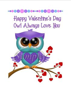 Hey, I found this really awesome Etsy listing at https://www.etsy.com/listing/216087760/owl-valentine-favors