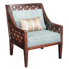 seagrass furniture | Vancouver Accent Chair