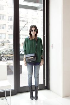 Man Repeller is my all time favorite fashion blogger! So daring and humorous-thanks for the inspiration!