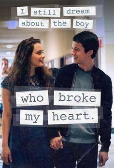 Ainda sonho com o menino que quebrou meu coração