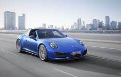 Ook Porsche 911 Carrera 4, 4S en Targa 4, 4S aan de turbo