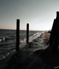 by ♡Gosia M more: http://xgosia-mx.tumblr.com   &   https://www.facebook.com  #sea #beach #gosiam #view