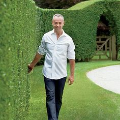 Francisco Costa : Calming Influence : Architectural Digest