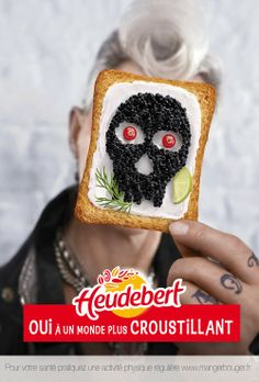 BETC signe une campagne croustillante pour la marque de biscottes Heudebert