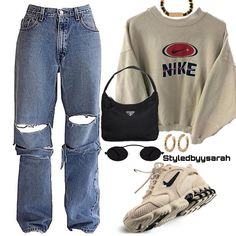 Aesthetic Look, Aesthetic Clothes, Indie Outfits, Cute Casual Outfits, Skinny Fashion, Other Outfits, Korea Fashion, Streetwear Fashion, Street Wear