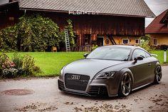 Audi TT #Rvinyl loving #Audi #Stance