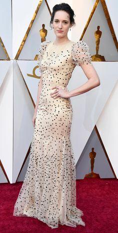 Oscars Dame Helen Mirren leads the Brits at awards gala Oscar Academy, Dame Helen, Phoebe Waller Bridge, Helen Mirren, Awards, Celebs, Glamour, Formal Dresses, Red Carpets