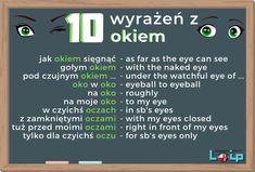 English Words, English Grammar, English Language, Learn Polish, Perfect English, Education English, English Vocabulary, Knowledge, Learning