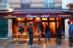 an intellectual hub, literary cafe, local cinema that bustles with life in one of Paris's most artistic neighbourhoods, and models itself on Tornatore's fictional hang-out. The films tend to be foreign-language and arthouse, but watching them is only half the fun – discussing them after in the cute little cafe is even better.
