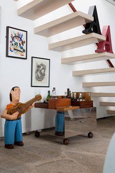 Casinha colorida: Chez Adriana Pedroso Masqué