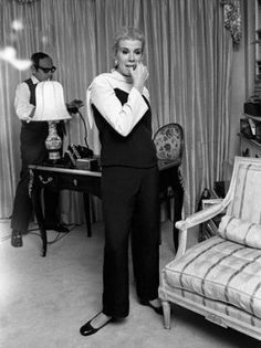 Joan Rivers stylish in every decade #JOANRIVERS #COMEDYQUEEN