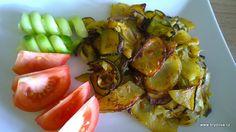 Rychlé a velice dobré letní jídlo…. vzhledově to možná není kandidát na Miss rostlinná strava, ale chuťově to bylo tak dobré, že jsem to druhý den musela udělat ještě jednou... Celý článek Sprouts, Vegan, Vegetables, Recipes, Food, Essen, Vegetable Recipes, Meals, Eten