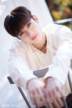 Stray Kids Bang Chan - Clé: Levanter Promotion Photoshoot by Naver x Dispatch. Stray Kids Chan, Stray Kids Seungmin, Felix Stray Kids, Jung So Min, Ryan Reynolds, Fanfiction, Deadpool, Sung Lee, Rapper