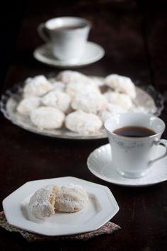 Russian Tea Cakes -- Vegan and Gluten-Free via Manifest Vegan