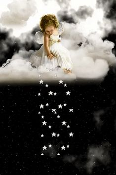 The perfect Angel FallingStars Cloud Animated GIF for your conversation. Discover and Share the best GIFs on Tenor. Good Night Gif, Good Night Wishes, Good Night Sweet Dreams, Photo Zen, Photo D Art, Beautiful Gif, Beautiful World, Miss You Mom, Angel Images