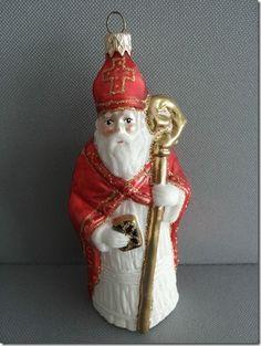 Sinterklaas ornament (Duitsland)
